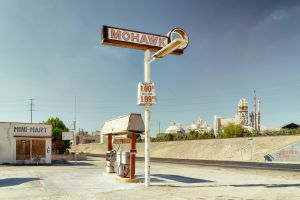 Mohawk Gas Station