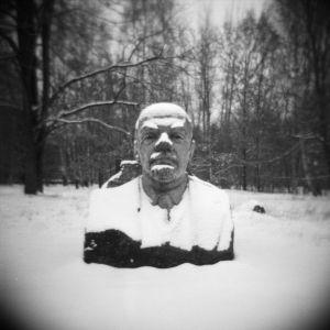 Fallen Lenin