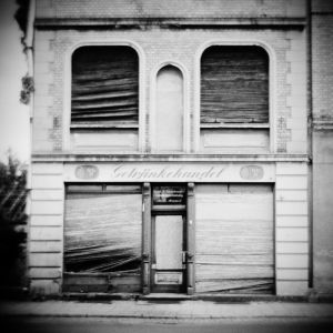 Once a Liquor Store