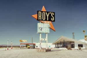 Gas, Food, Lodging at Roy's