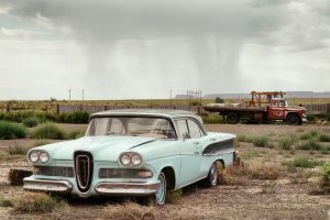 Edsel in the Field