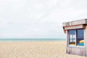 A Café at the Beach