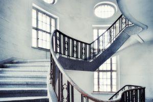 Art Nouveau Stairs